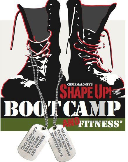 Shape UP! Boot Camps & Fitness logo