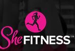 She Fitness logo