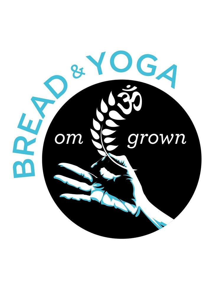 Bread And Yoga Logo