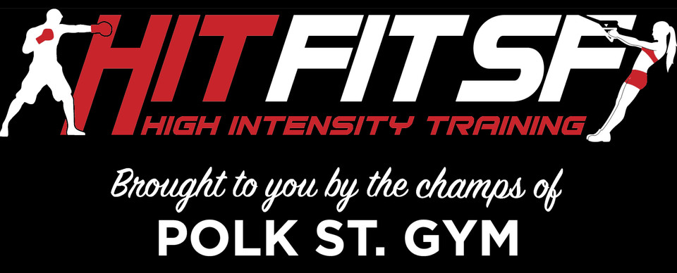 Hit Fit SF logo