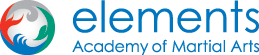Elements Academy of Martial Arts logo