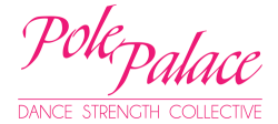The Pole Palace logo