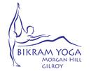 Bikram Yoga Morgan Hill logo