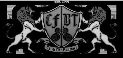 CrossFit Belltown logo