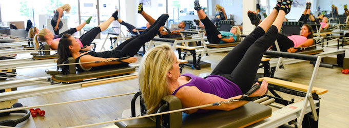 Core Reform Pilates
