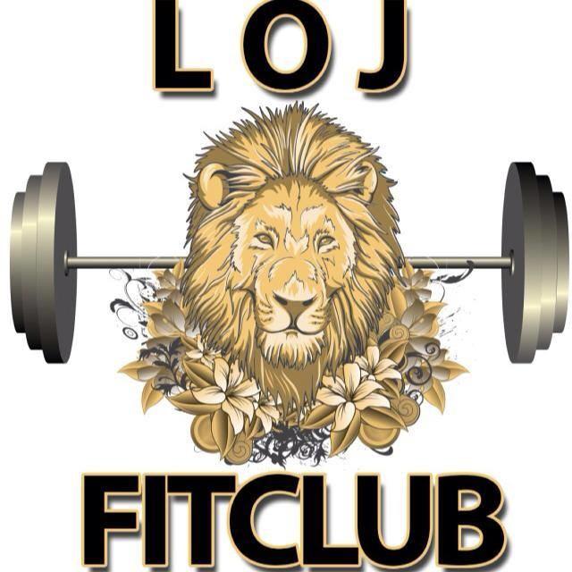 LOJ FITCLUB logo