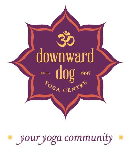 Downward Dog Yoga logo