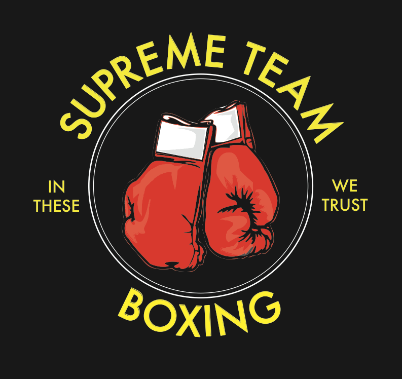 Supreme Team Boxing logo