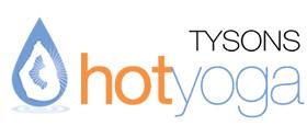Hot Yoga Tysons logo