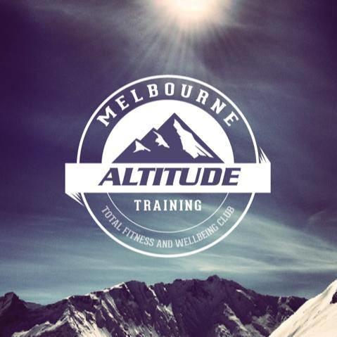 Melbourne Altitude Training logo