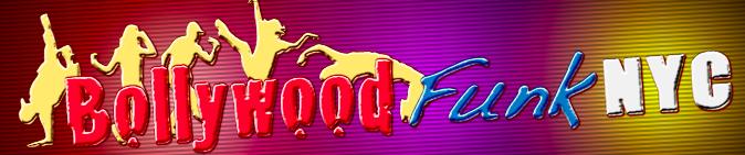 Bollywood Funk NYC logo