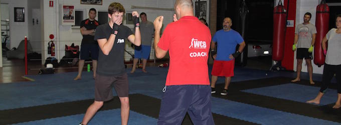 White Collar Boxing and Personal Training