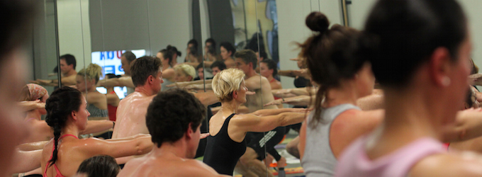 Bikram Yoga Five Dock