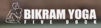 Bikram Yoga Five Dock logo