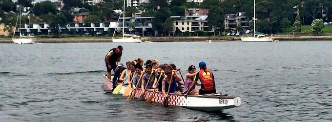 Naga Spirit Dragonboat Club