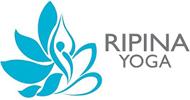 Ripina Yoga and Dance Studio logo