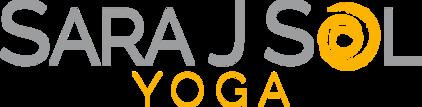 Sara J Sol Yoga logo