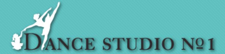 Dance Studio No. 1 logo