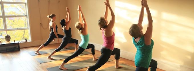 North Sydney Yoga