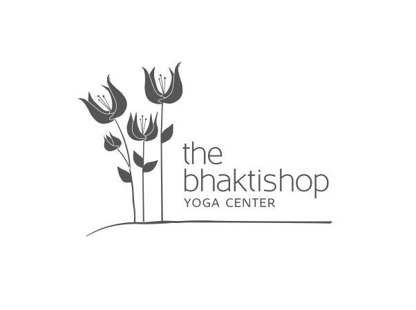 The Bhaktishop Yoga Center logo