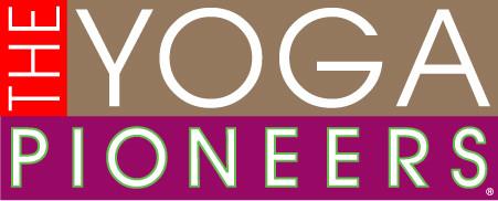 The Yoga Pioneers logo