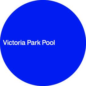Victoria Park Pool logo