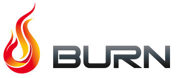BURN Dallas logo
