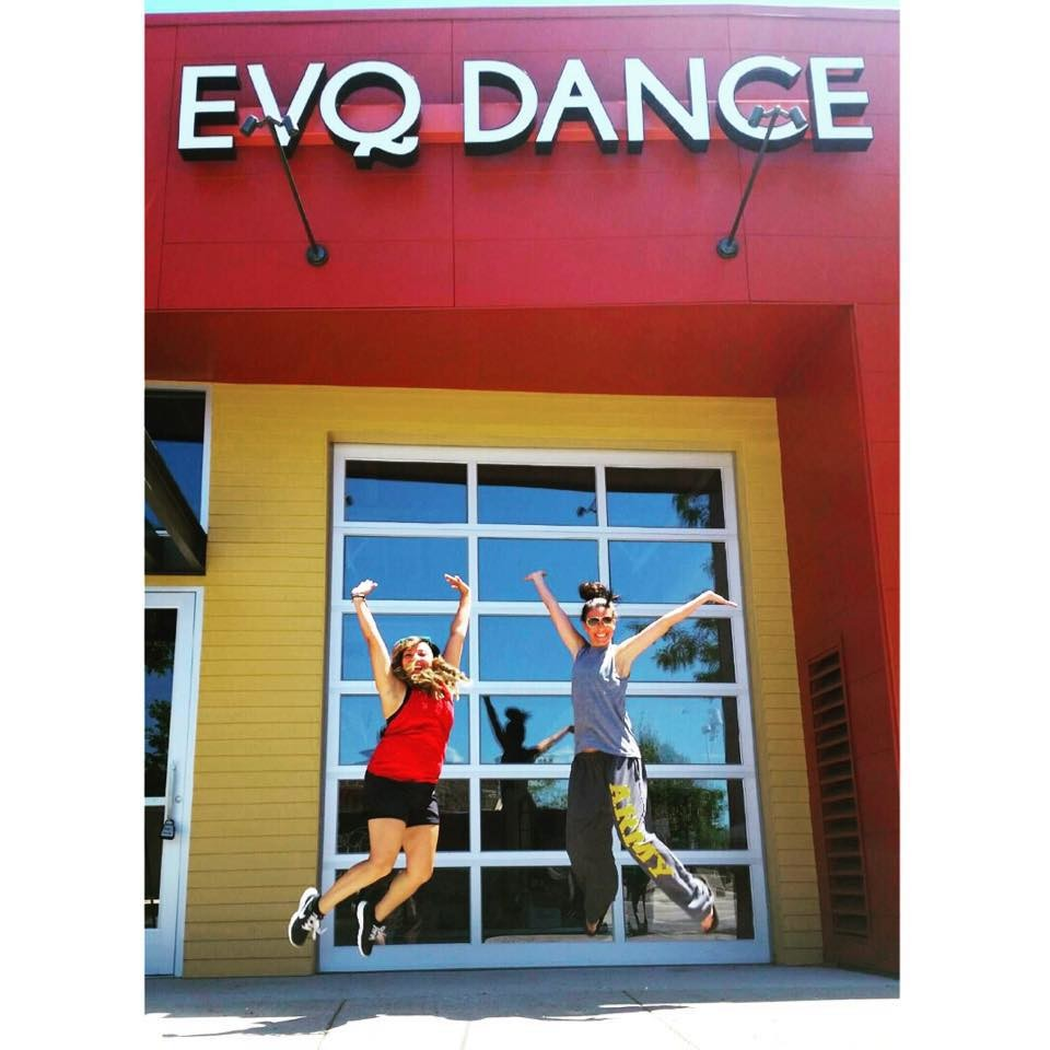 EVQ Elite Dance Studio logo