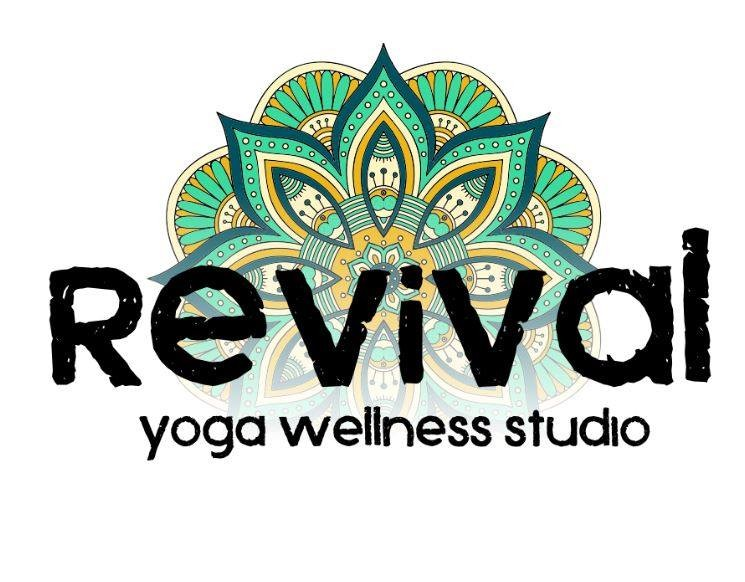 Revival Yoga Wellness Studio logo
