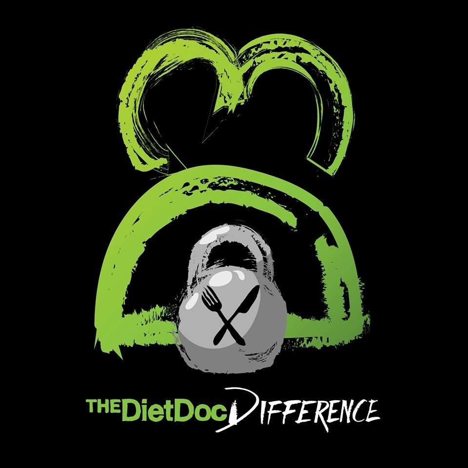 The Diet Doc Difference logo