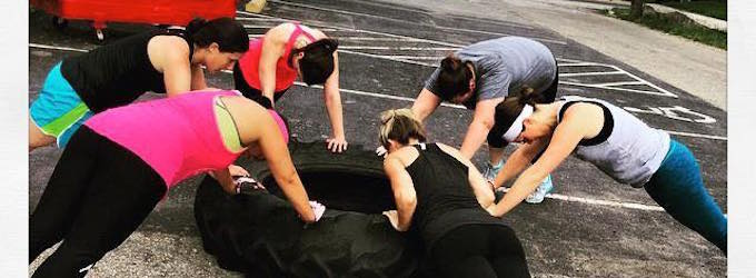Pilger's Women's Bootcamp and Boxing