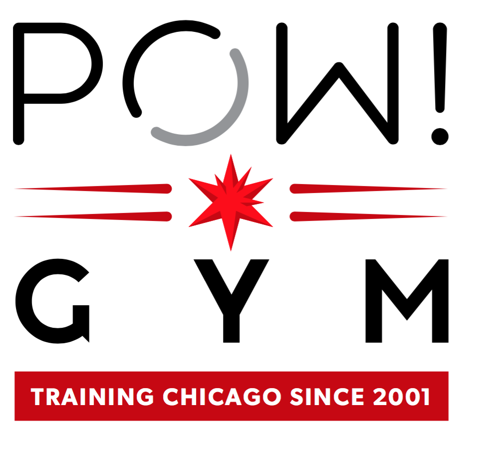 POW! Gym logo