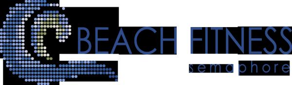 Beach Fitness Semaphore logo