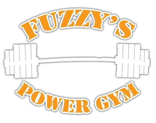 Fuzzy's Power Gym logo