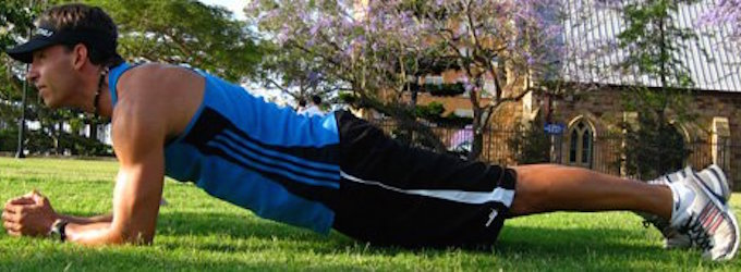 Ashley Dapiran Outdoor Fitness