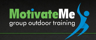 Motivate Me Group Outdoor Training logo