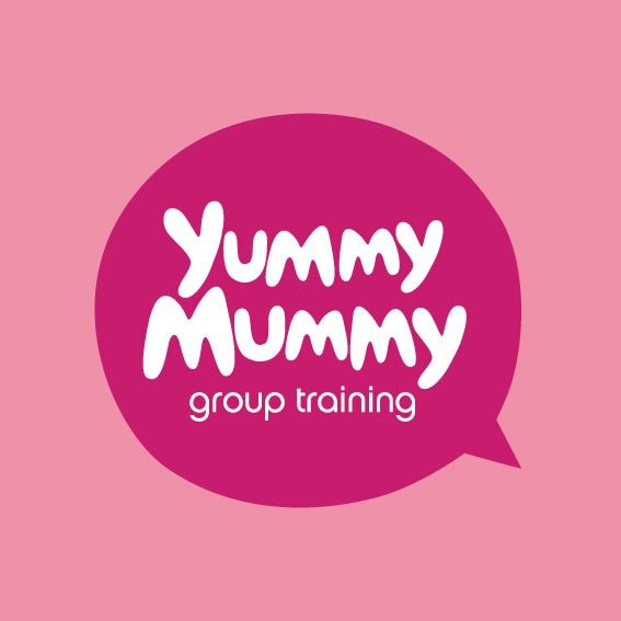 Yummy Mummy Group Training logo