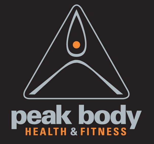 Peak Body Health and Fitness logo