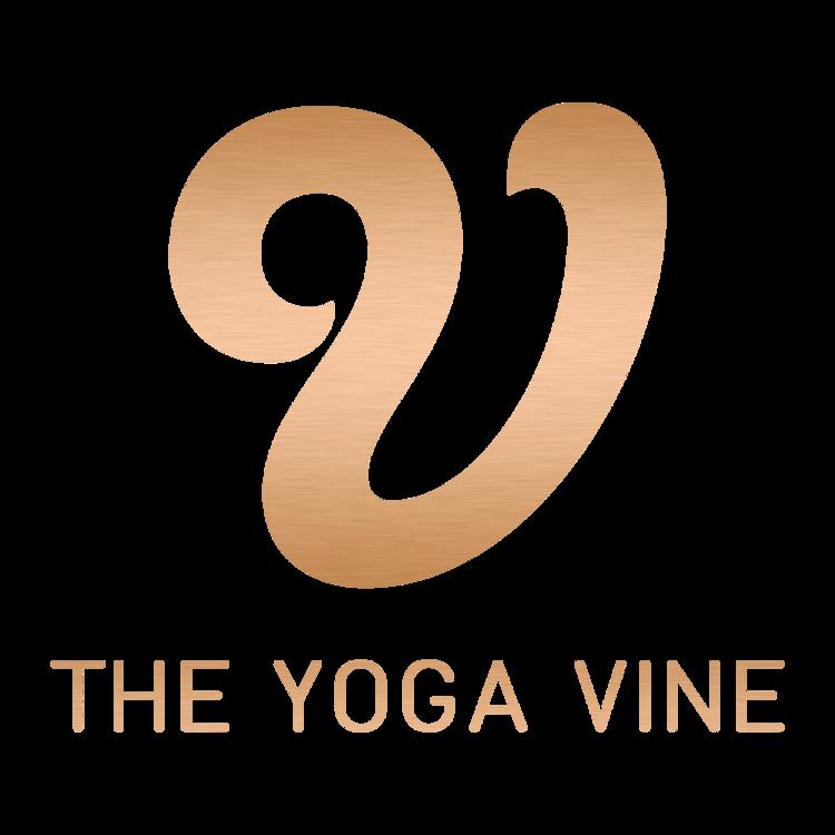 The Yoga Vine logo