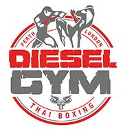 Diesel Gym logo