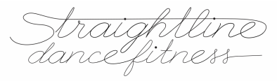Straightline Dance Fitness logo