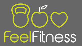Feel Fitness logo