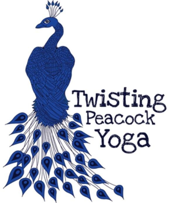 Twisting Peacock logo