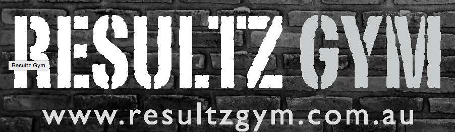 Resultz Gym logo