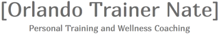 Trainer Nate logo