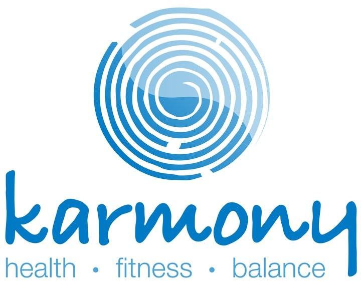 Karmony Health and Fitness logo