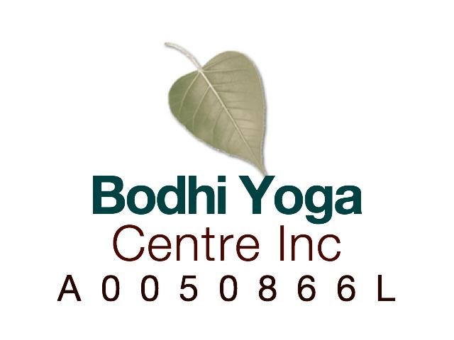 Bodhi Yoga Centre logo