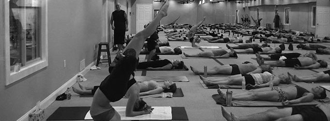 Bikram Yoga West Philly