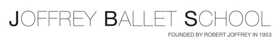 Joffrey Ballet School logo
