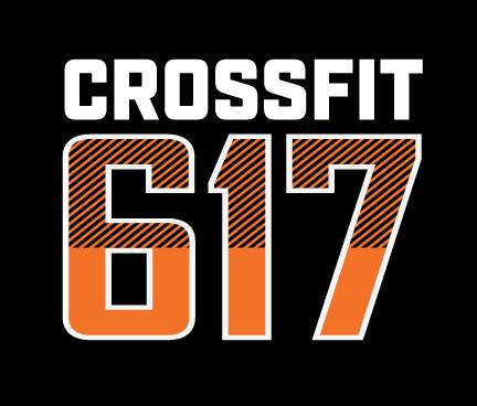 CrossFit 617 logo